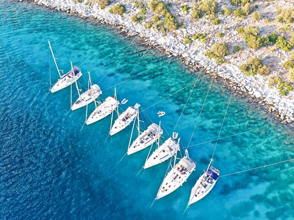 Flottielje zeilvakantie