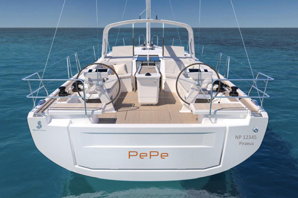 nieuwe boot: PePe