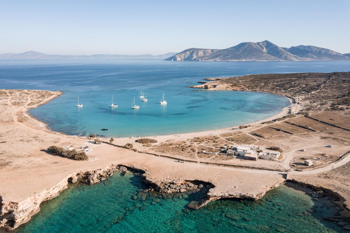 Zeilvakantie in de Cycladen
