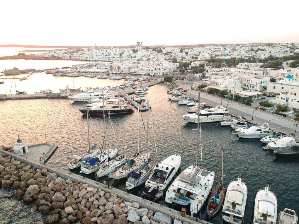 Haven in Griekenland